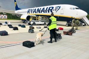 Faits cachés concernant l'atterrissage du vol Ryanair à Minsk