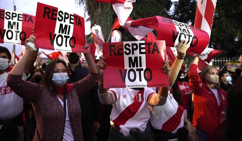 Pérou – L'Amérique latine progressiste ne faiblit pas