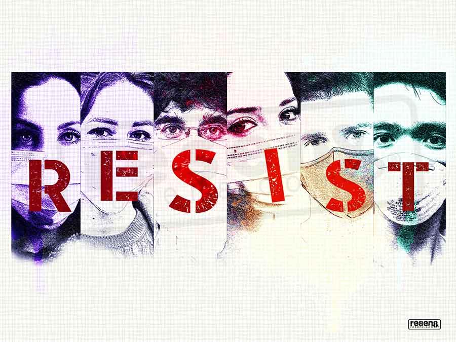 RESIST LOW RES