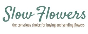 logo slow flowers