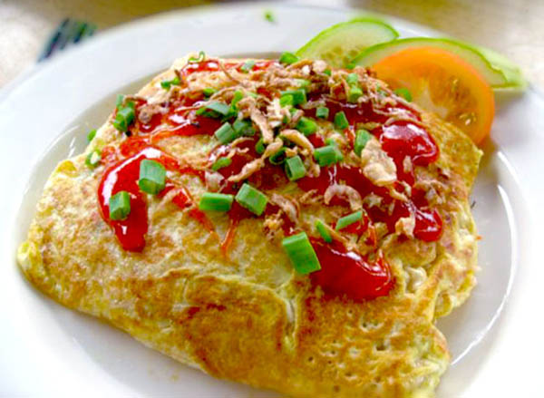 Cara Buat Nasi Goreng Pattaya  Resepi Bonda