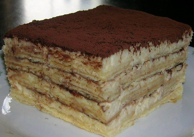 Biskut Lapis Koko Cheese