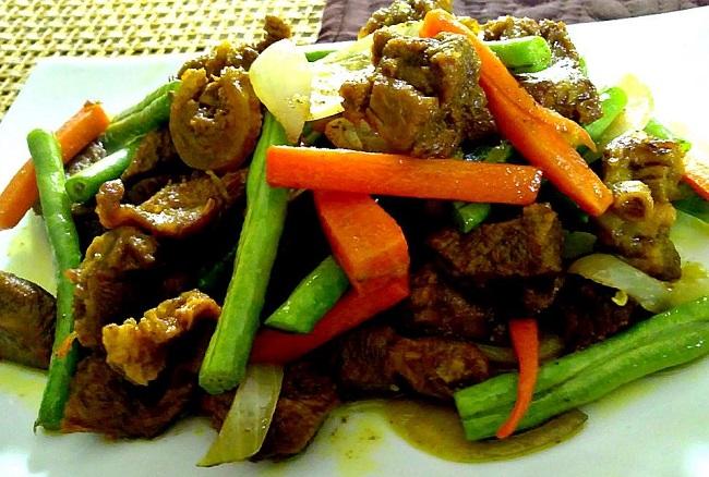 Resepi-Daging-Goreng-Kunyit