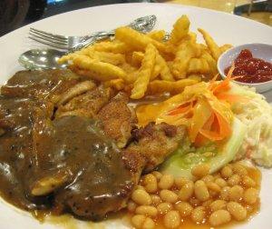 resepi-grill-chicken-chop