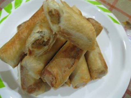 Roti Popia Arab