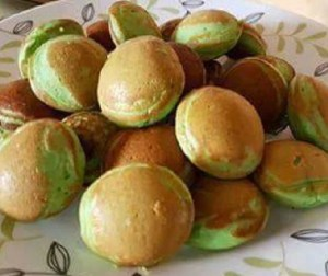 resepi-pandan-kaya-ball