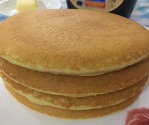 resepi-fluffy-buttermilk-pancake