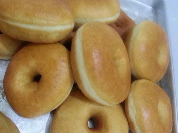 Resepi Donut Milky Gebu