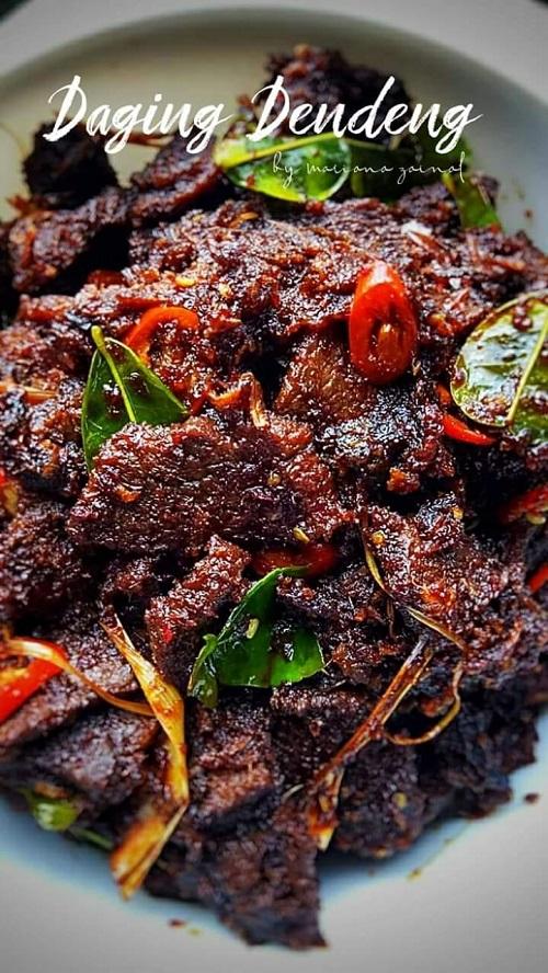 Resepi Daging Dendeng Perak Style