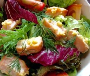 resepi-grilled-salmon-salad