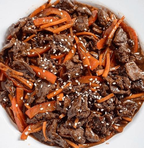 Resepi Szechuan Beef Kurang Pedas