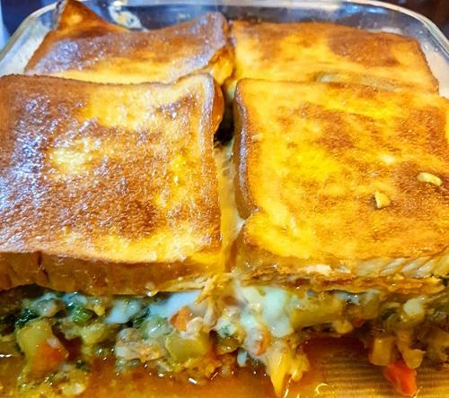 Resepi Murtabak Roti Daging Cheese