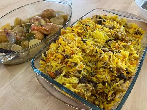 Resepi Dapur Istana, Nasi Telur Terengganu