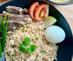 resepi-nasi-daging-berempah-kurma