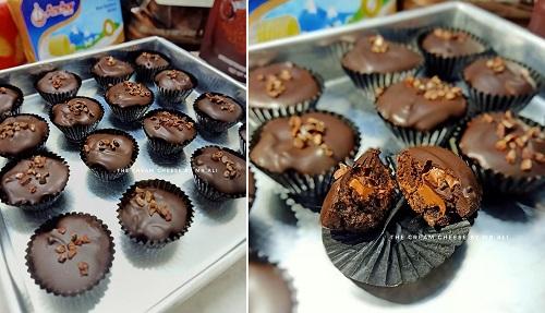Resepi Tanpa Bakar Biskut Choco Rich Ball
