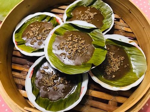 Resepi Dodol Kukus Kuih Tradisional Pahang