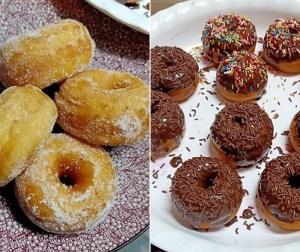 cara-buat-donut-kampung-gebu-gebas