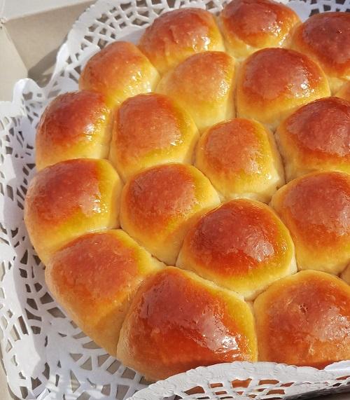 Cara Mudah Buat Roti Naik Sedap