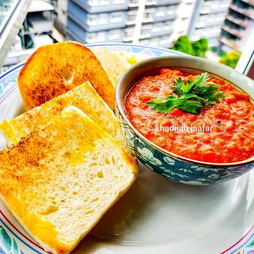 Resepi Street Food India Pav Bhaji