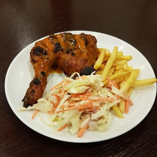 Resepi Masakan Afrika Selatan Ayam Peri Peri