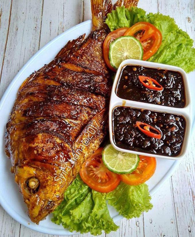 Resep Masakan Ikan Mujaer Goreng Bumbu Sedap