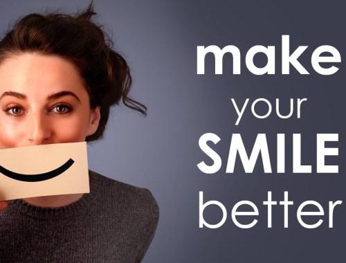 Cara Agar Senyum Anda Tampak Menarik