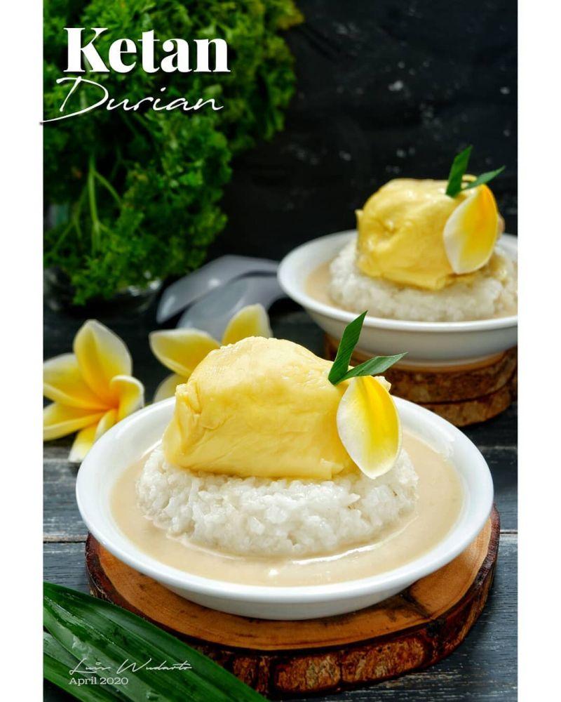 Cara Membuat Ketan Durian : membuat, ketan, durian, Ketan, Durian,, Gurih, Manis, Legitnya, Super, Duper, Yummy, Resep, Kekinian