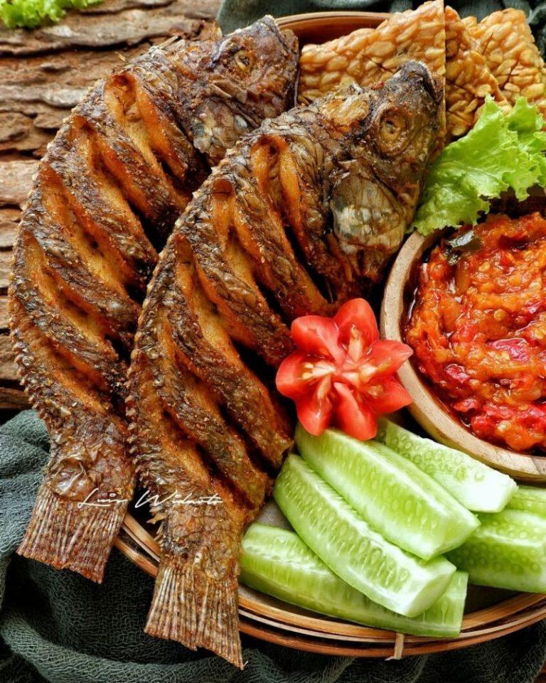 Resep Ikan Nila : resep, Resep, Goreng, Sambal, Bikin, Auto-Nambah, Kekinian