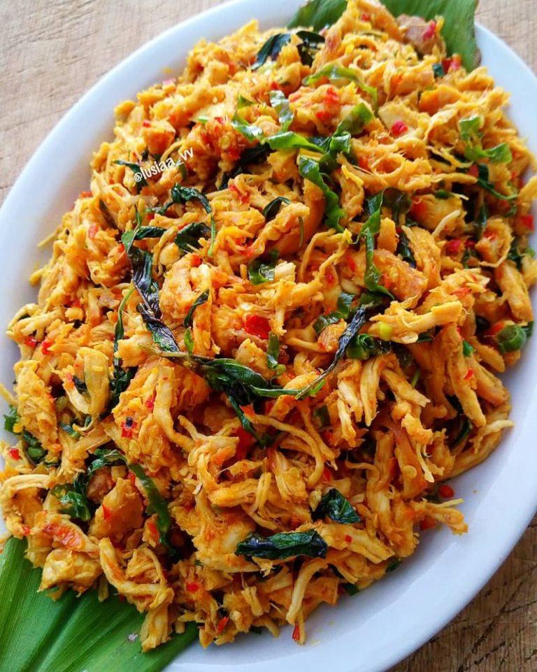 Resep Ayam Kemangi Pedas : resep, kemangi, pedas, Pampis, Kemangi, Gurih, Wanginya, Begitu, Menggoda, Resep, Kekinian