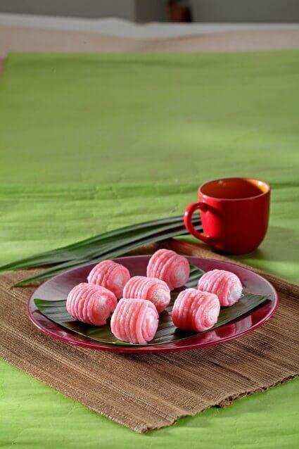 Cara Membuat Getuk Lindri : membuat, getuk, lindri, Resep, Getuk, Lindri, Tradisional, Resepkoki.co