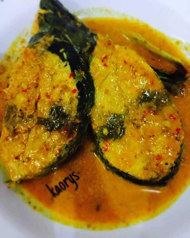Resep Ikan Tongkol Rumahan : resep, tongkol, rumahan, Resep, Gulai, Tongkol, Gurih, Resepkoki.co