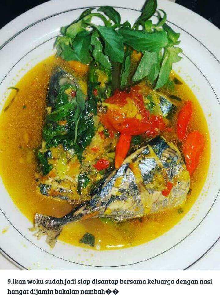 Resep Ikan Tongkol Rumahan : resep, tongkol, rumahan, Resep, Tongkol, Masak, Manado, Resepkoki.co