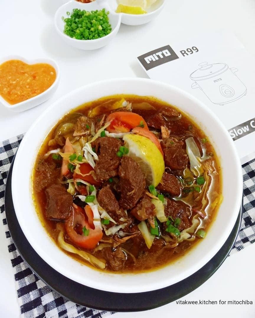 Tongseng Daging Sapi Tanpa Santan : tongseng, daging, tanpa, santan, Tongseng, Tanpa, Santan, Resepkoki.co