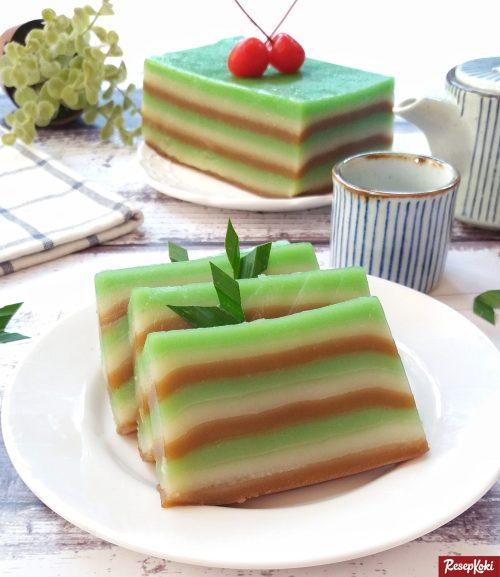 Gambar Hasil Membuat Resep Kue Lapis Hunkwe