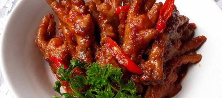 Resep Dim Sum Ceker Ayam
