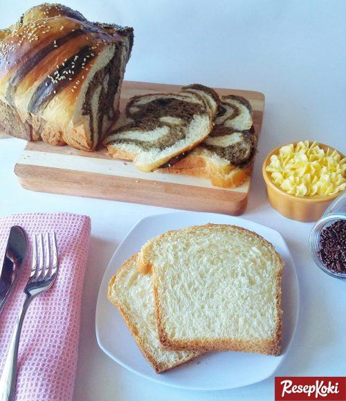Gambar Hasil Membuat Resep Roti Tawar