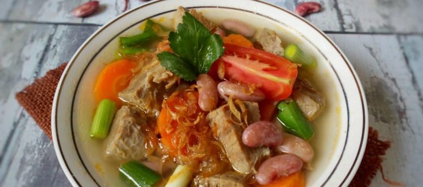 4 Cara Membuat Kuah Sup Daging Tidak Berlemak