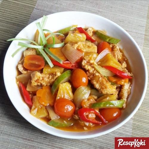 Gambar Hasil Membuat Resep Ayam Kuluyuk
