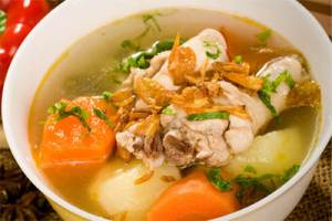 Sup Jahe