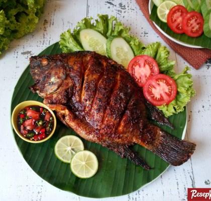 Ikan bakar kecap