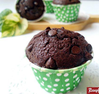 muffin coklat manis