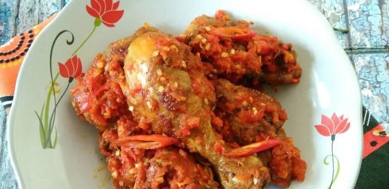 Resep Ayam Balado