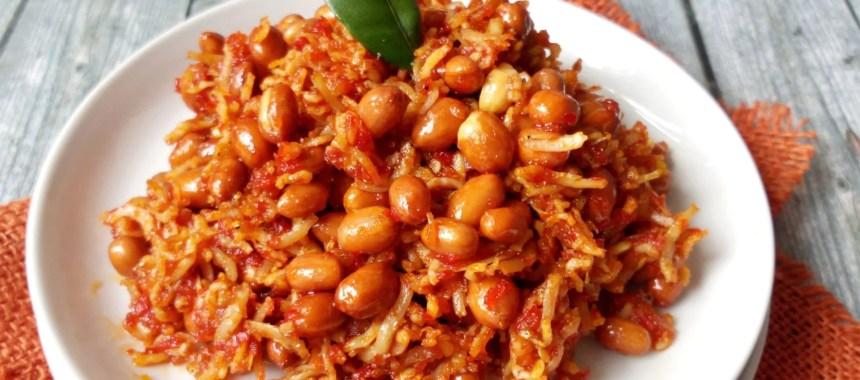 Resep Sambal Goreng Kering Teri Kacang