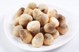 straw-mushroom
