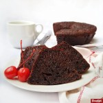Resep Kue Sarang Semut (Caramel Cake)