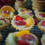 Resep Pie Buah Mini (Fruit Tartlet)