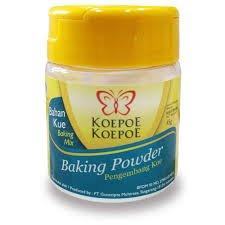 5 Bahan Pengganti Baking Powder yang Mudah Anda Temukan