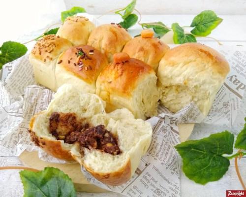 Gambar Hasil Membuat Resep Roti Sobek