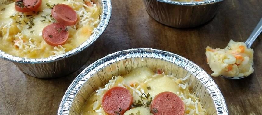 Resep Macaroni Schotel