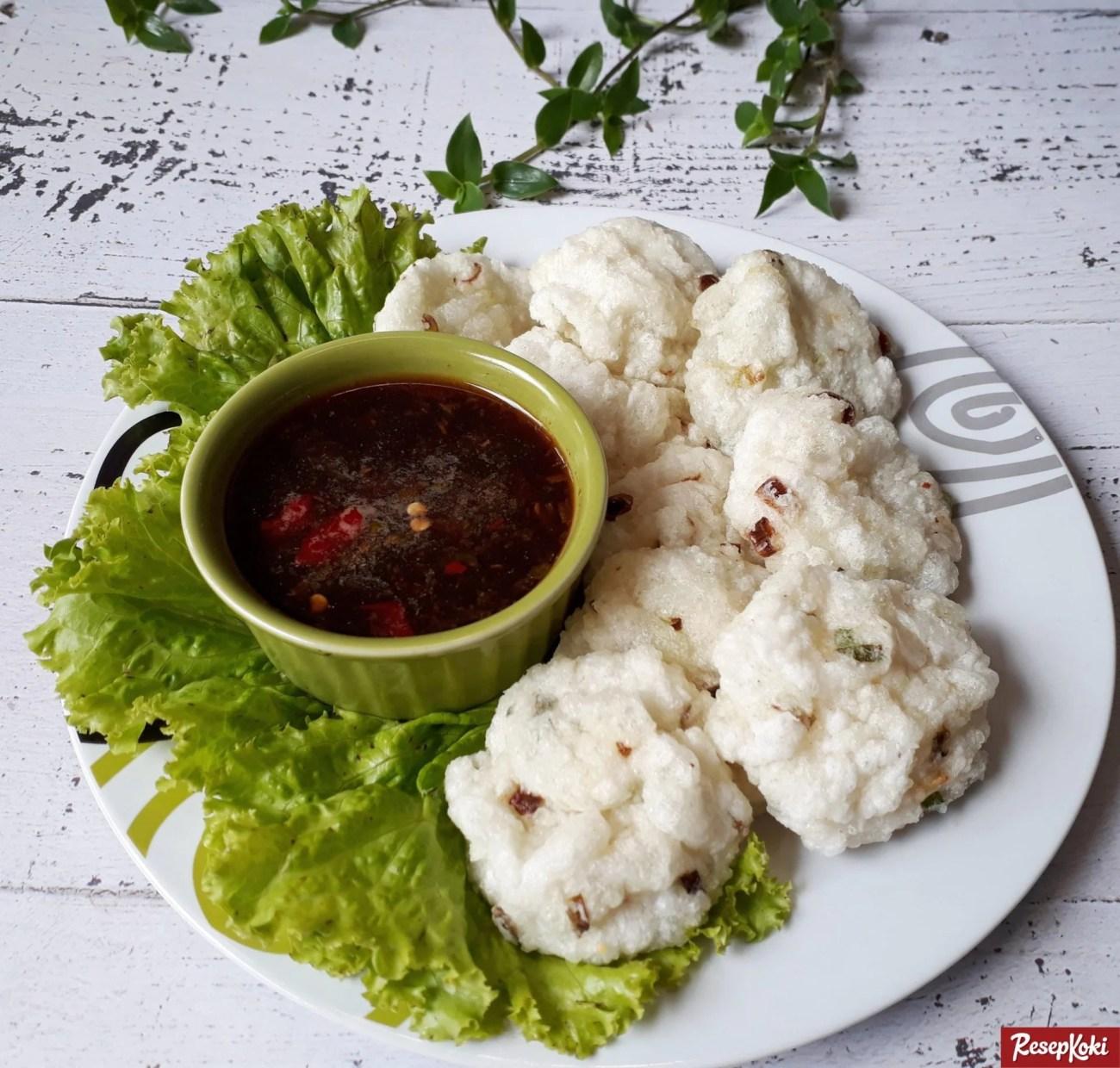 Resep Rujak Cireng